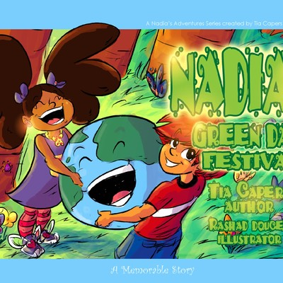 Nadia's Green Day Festival by: Tia Capers